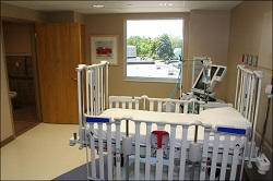 Swedish Medical Center PICU Room