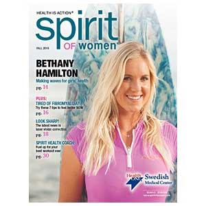 Fall Issue of Spirit of Women